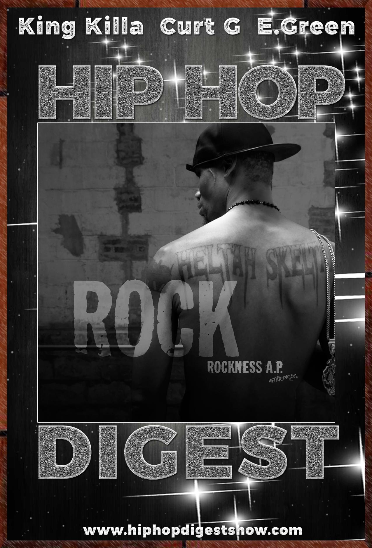 Hip-Hop Digest Show - Rockness Interview