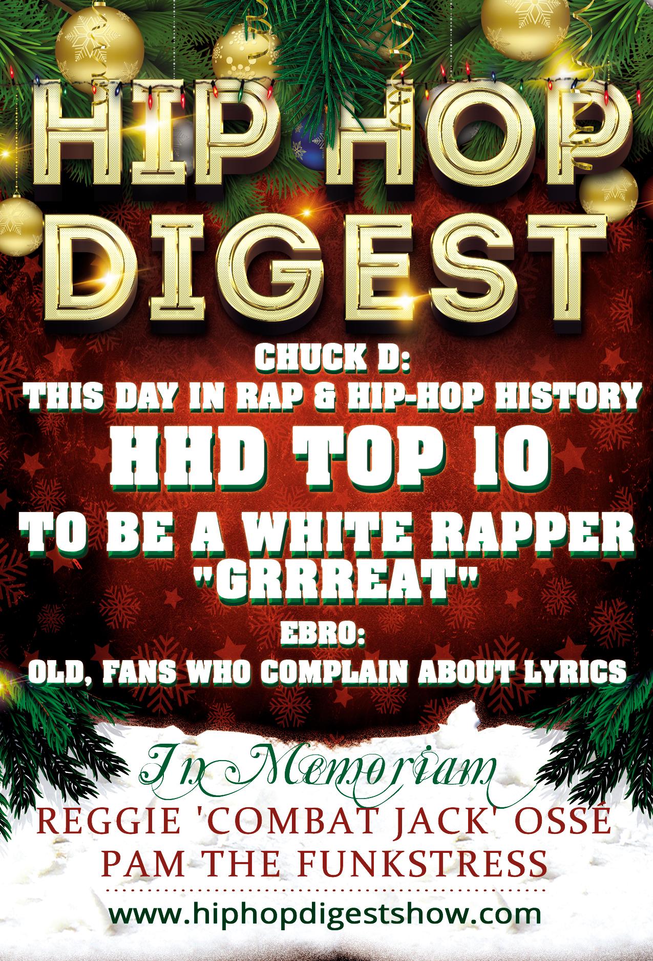 Hip-Hop Digest Show 475