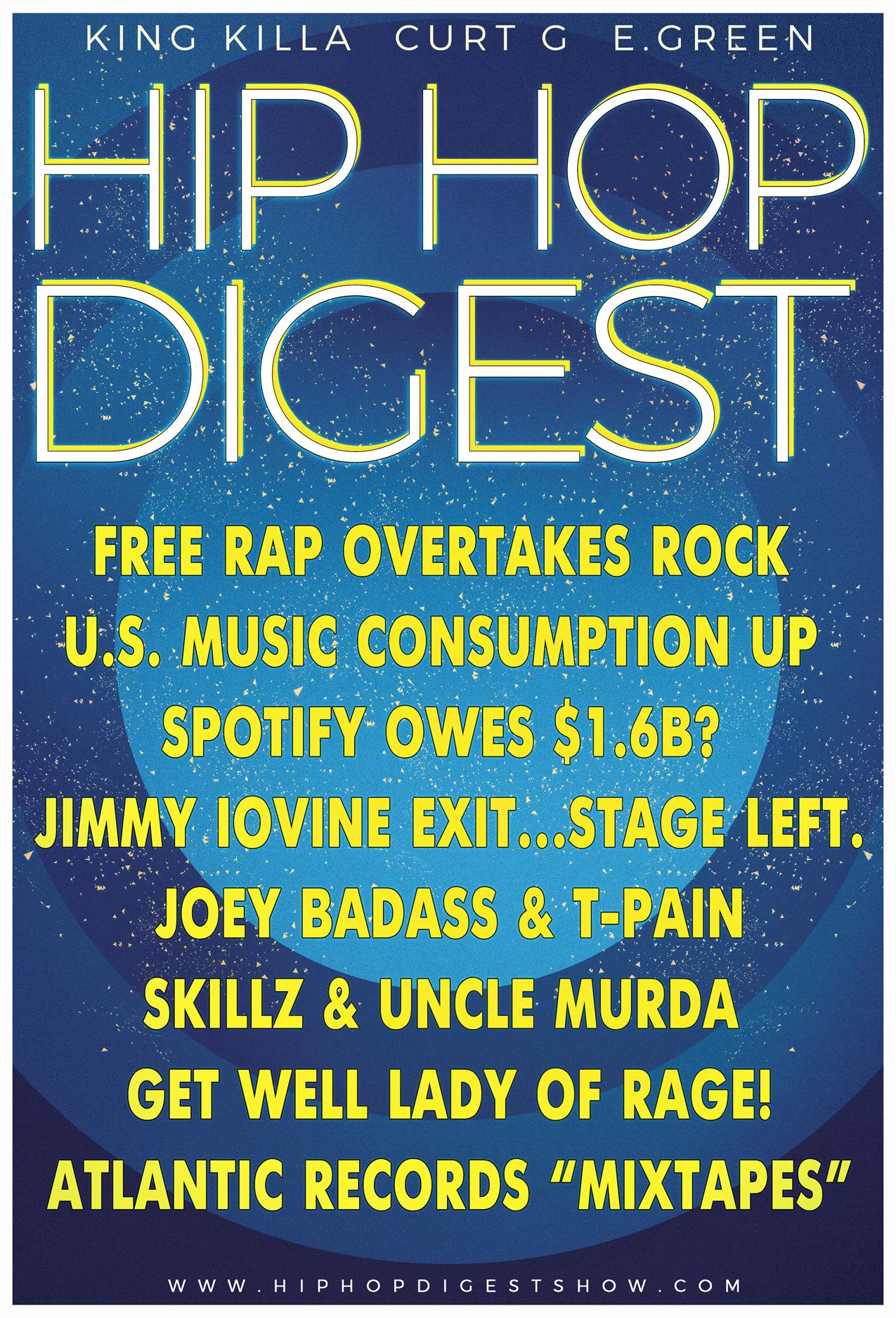 Hip-Hop Digest Show 476
