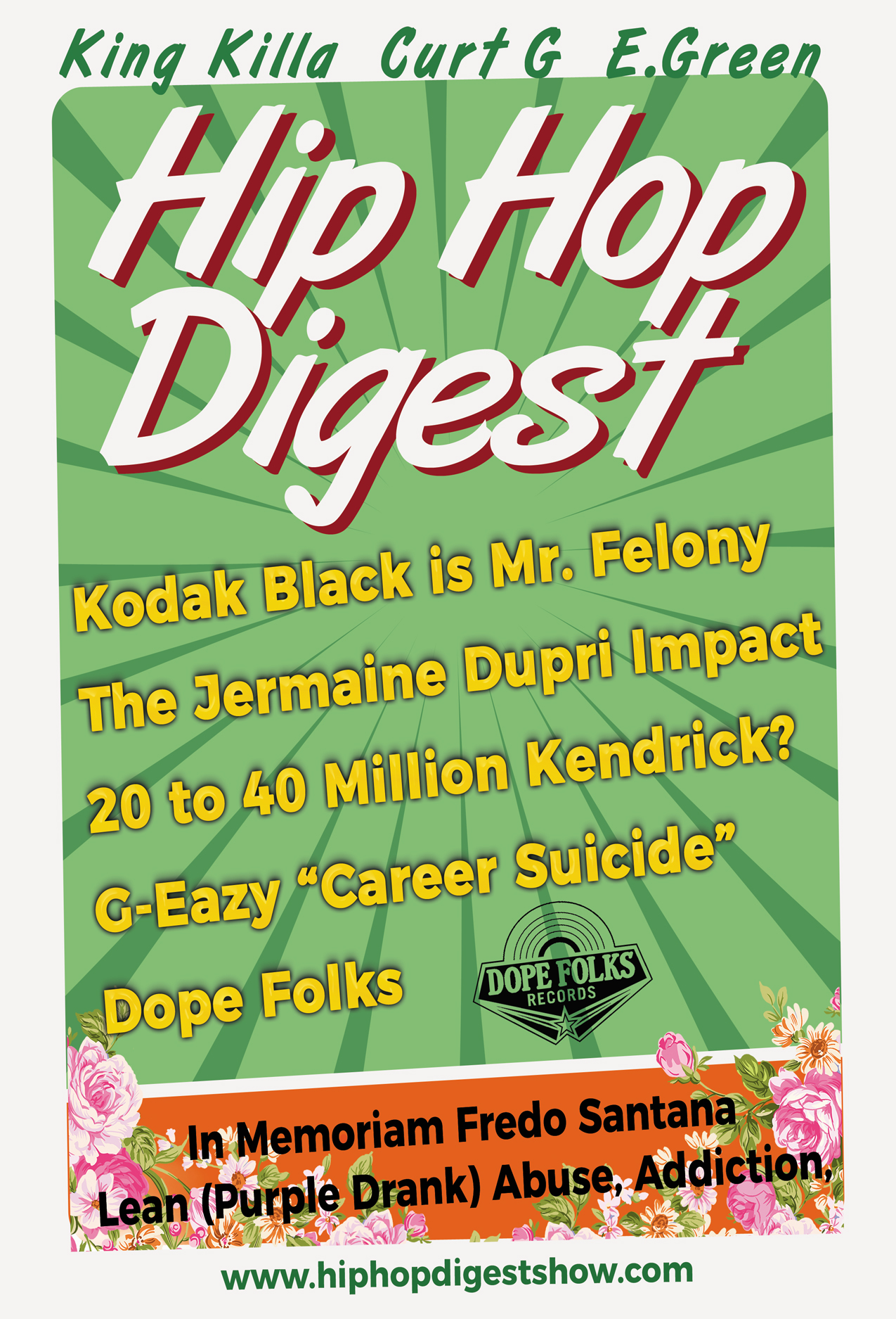 Hip-Hop Digest Show 478