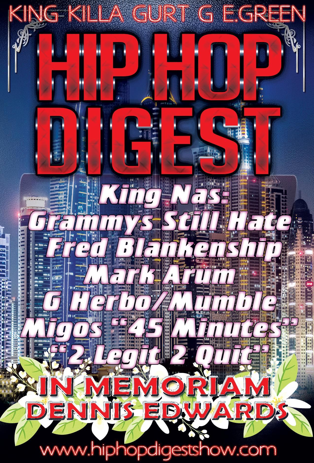 Hip-Hop Digest Show 480