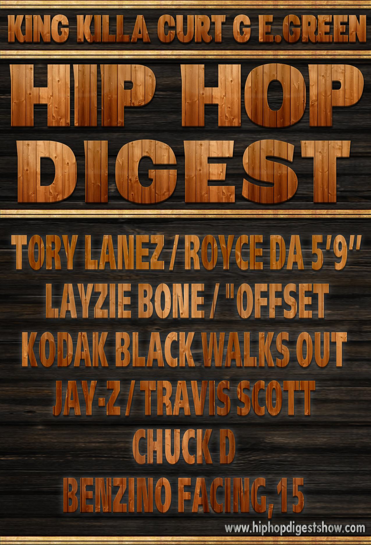 Hip-Hop Digest   Hip-Hop Digest Show   Page 3