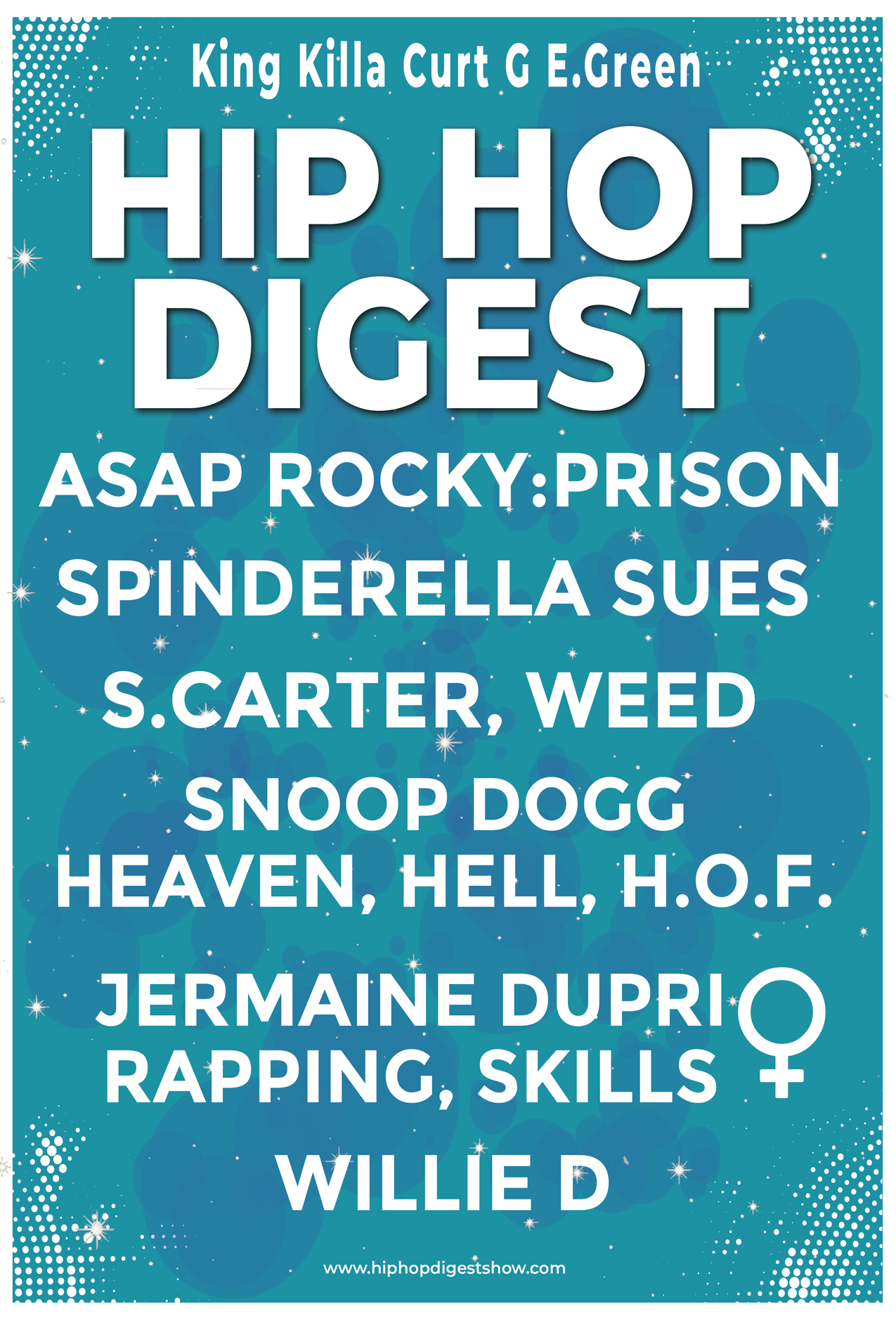 Hip-Hop Digest | Hip-Hop Digest Show